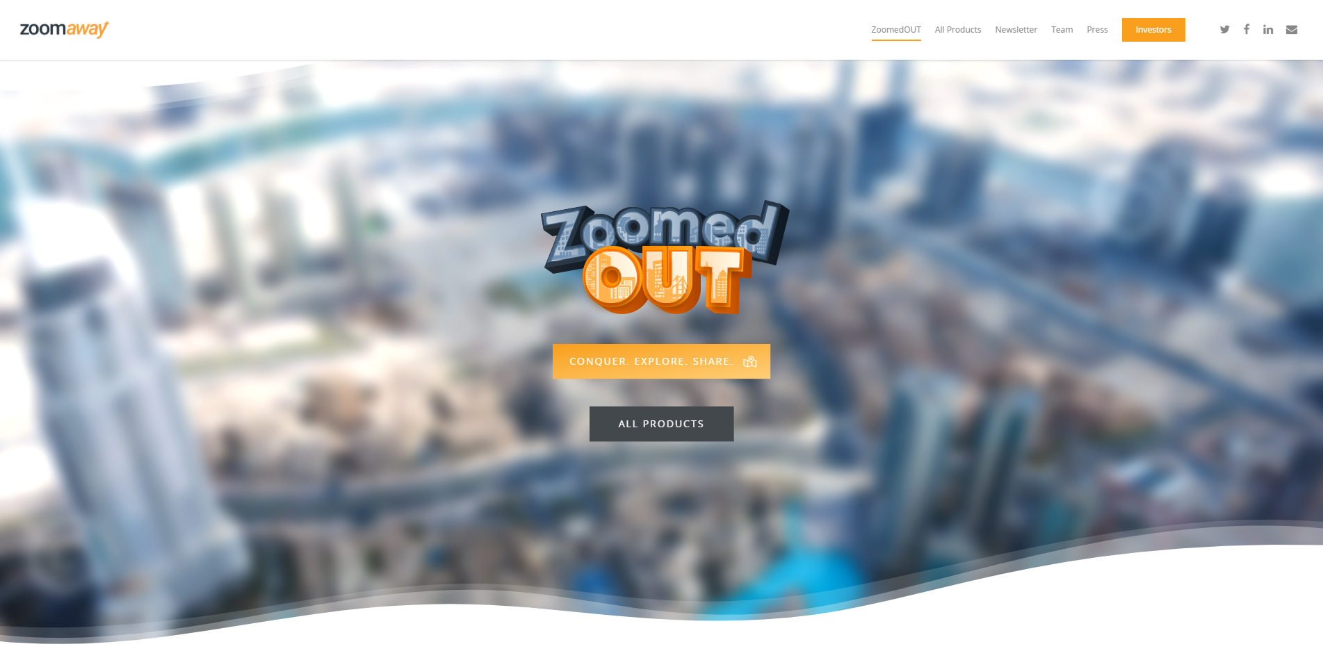 ZoomAway Announces Flagship Product Development Plan and Corporate Website